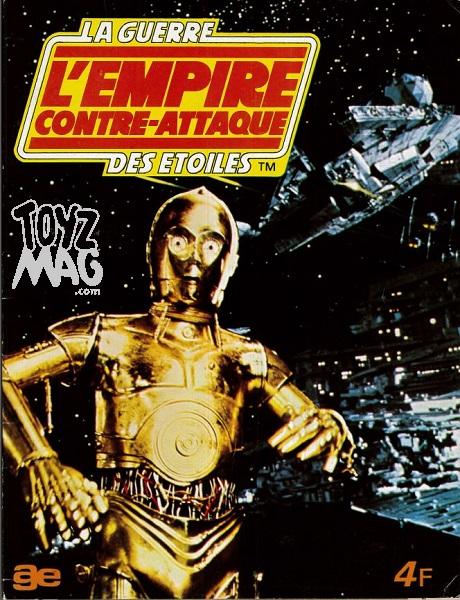 album AGE Empire contre attaque france