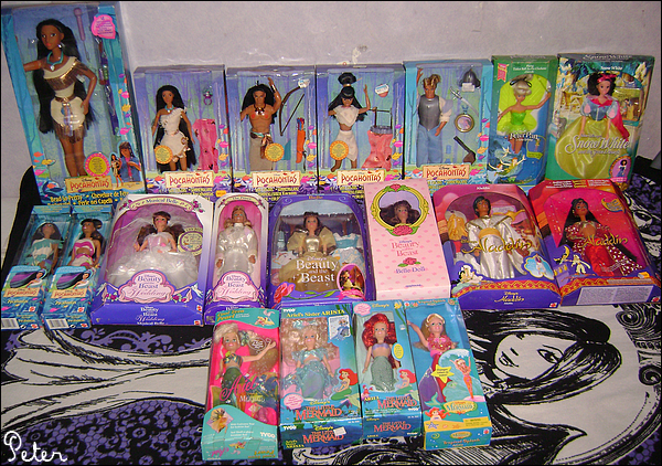 Boxed dolls 3