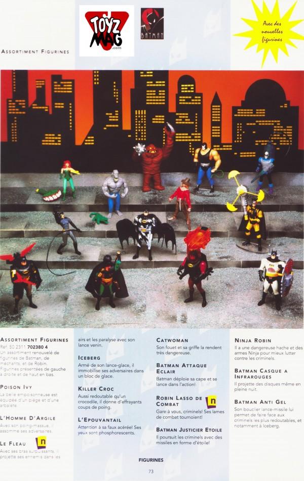 Catalogue Kenner 1995 001