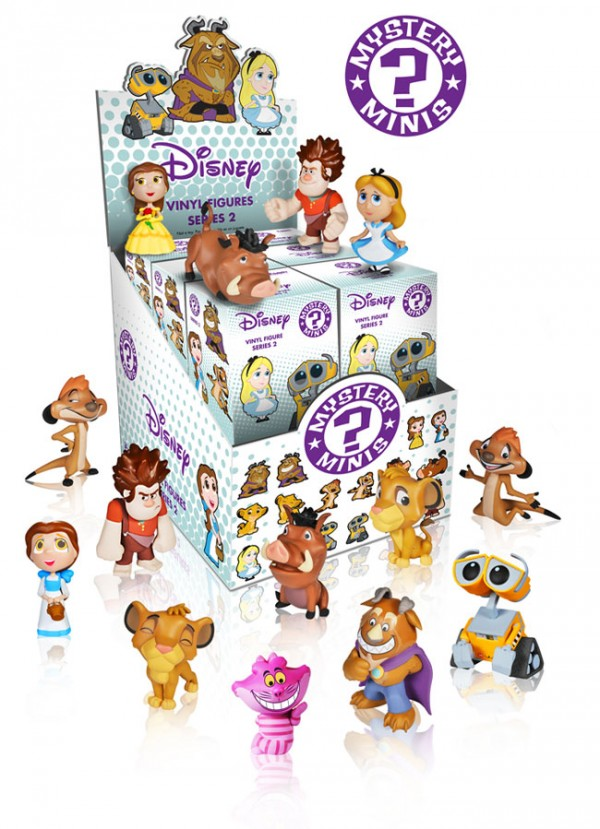 DisneyMysteryMinisSeries2