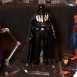 Dark Vador, 1ère figurine MAFEX Star Wars