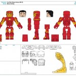 Marvel Infinity - Iron Man (Space Armour Mk III)