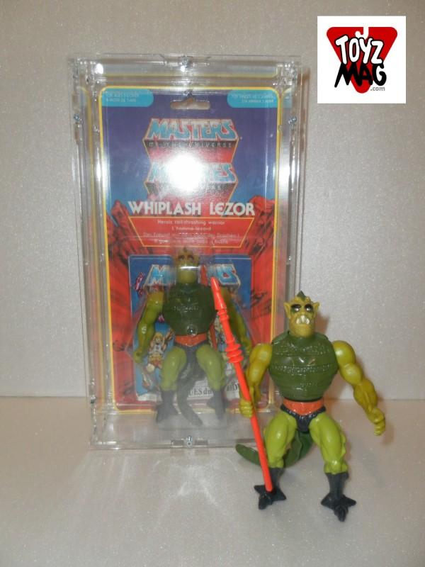 Instant Vintage Whiplash Motu (Mattel 1984)