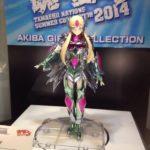Saint Seiya Omega, premier visuel de Yuna MC de l'aigle