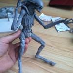 Alien 3 : prototype Alien Dog par NECA