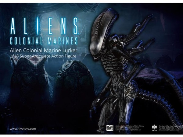 aliens lurker hiya