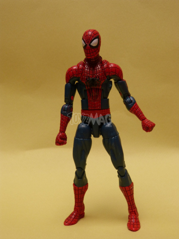 amazing spider-man 2 Marvel legends 6