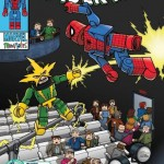 Comics : The Amazing Spider-Man #1 en Minimates