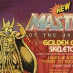 Golden God Skeletor, la prochaine figurine Barbarossa Art