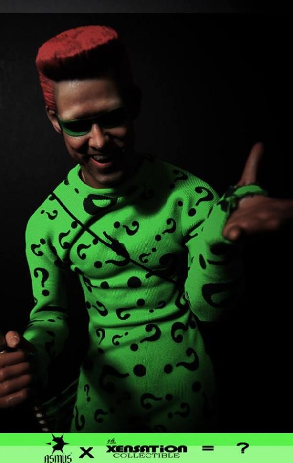 batman dc comics riddler asmus toys