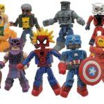 Marvel Minimates : les prochains sets