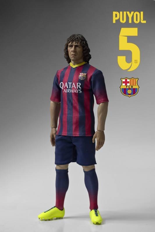 carles puyol zcwo FC barcelone