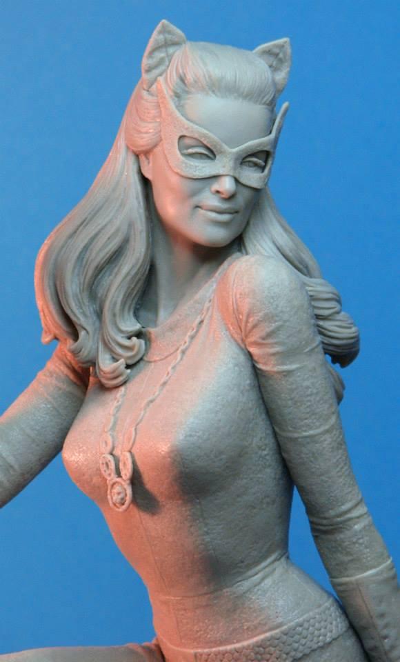 catwoman proto tweeterhead