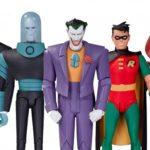 DC Collectibles : les jouets Batman Animated