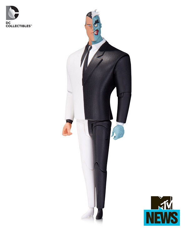 dc collectibles animated batman twoface