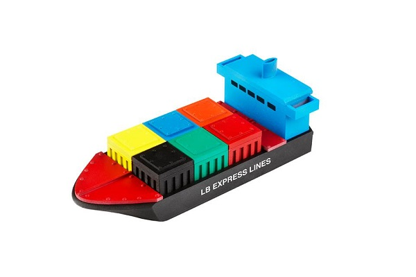 ecotruck bateau