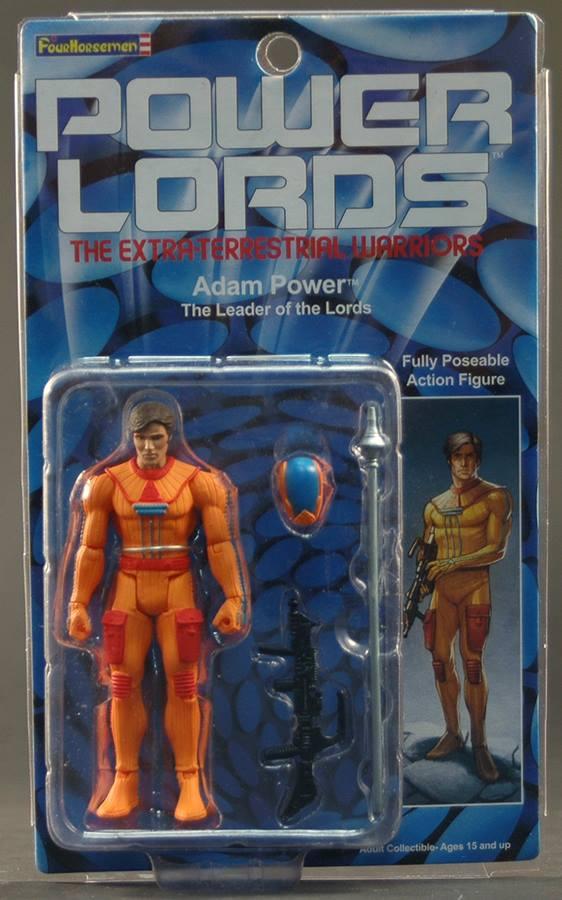 four horsemen power lords