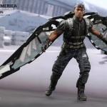 hot toys winter soldier cap falcon 1