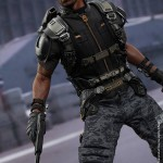 hot toys winter soldier cap falcon 13