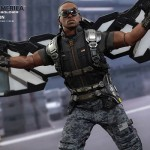 hot toys winter soldier cap falcon 6