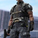 hot toys winter soldier cap falcon 9