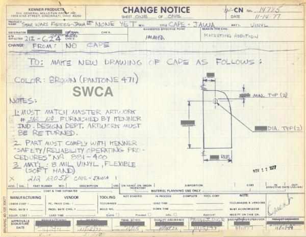 Notice Change (photo www.theswca.com)