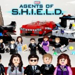 Lego Ideas : Marvel's Agents of SHIELD