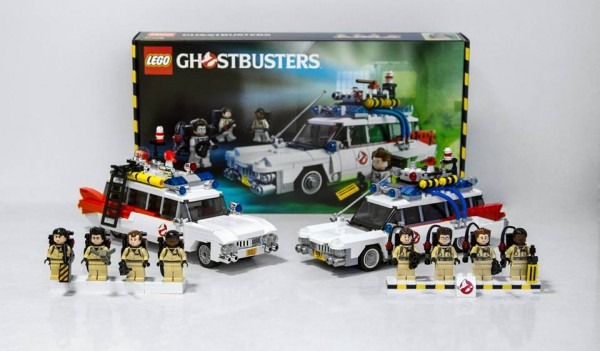 set 21108 LEGO Ghostbusters