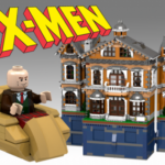 LEGO Ideas (ex CuuSoo) : Marvel X-Mansion
