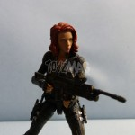 marvel legends black widow captain america 25