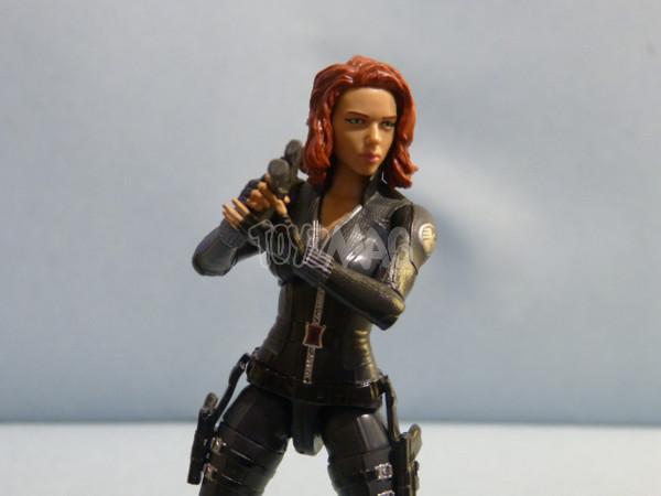 marvel legends black widow captain america 29