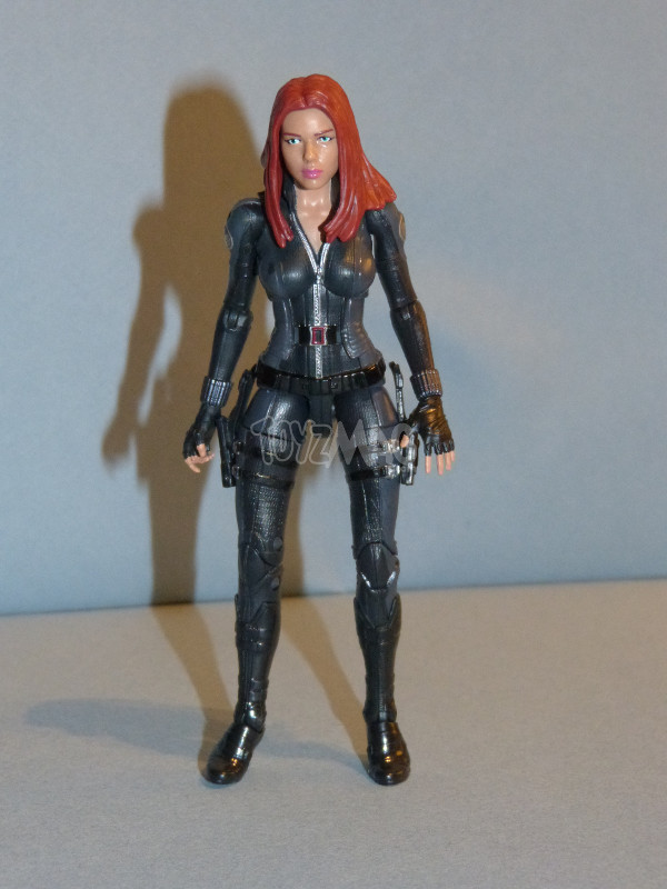 marvel legends black widow captain america 3