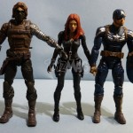 marvel legends black widow captain america 46