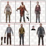 Walking Dead : la série 6 par McFarlane