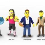 The Simpsons : la wave 3 par NECA