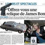 Génération Cinéma à Drouot dans le Parisien