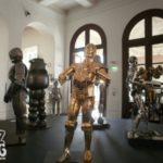"""L'exposition """"Robots : des films aux jouets"""" en Bretagne"""