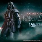 Sideshow annonce un Darth Vader Premium Format