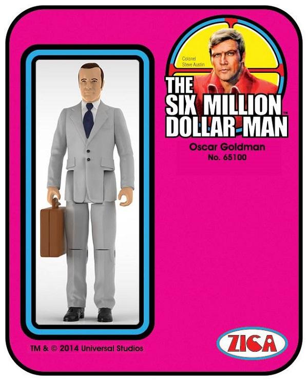 six million dollar man oscar