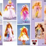 Instant Vintage Dame Boucleline (Mattel) 1986