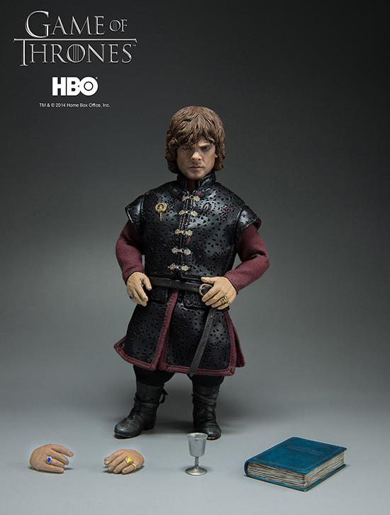 Game of Thrones: Tyrion Lannister Good Smiel Compagny ThreeZero