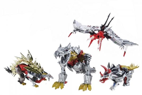Hasbro-SDCC-2014-Transformers-Dinobots_group
