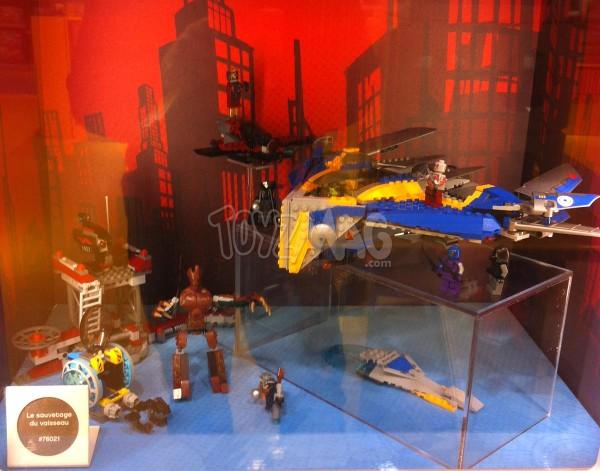 LEGO Guardians of the galaxy - Gardiesn de la galaxie