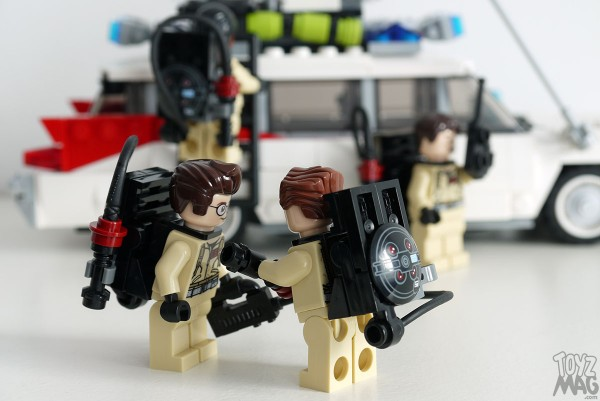 LEGO Ideas 21108 - Ghostbusters Ecto-1