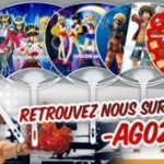 5 uchiwa exclu Tamashii Nations France pour Japan Expo