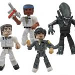 Alien : un set Minimates pour les 35 ans