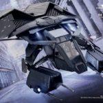 Hot Toys : The BAT à l'échelle 1/12