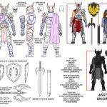 Vitruvian H.A.C.K.S. : nouvelle image de la série 2