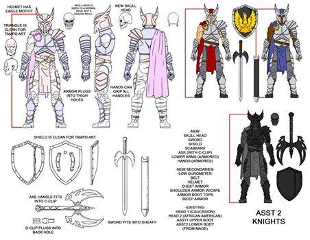 bsf series 2 fantasy knight