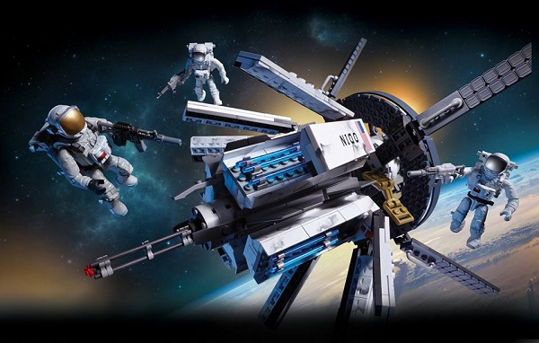 call of duty mega bloks space station ordin